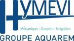 HYMEVI votre expert maintenance et réparation tous types de pompes. Logo